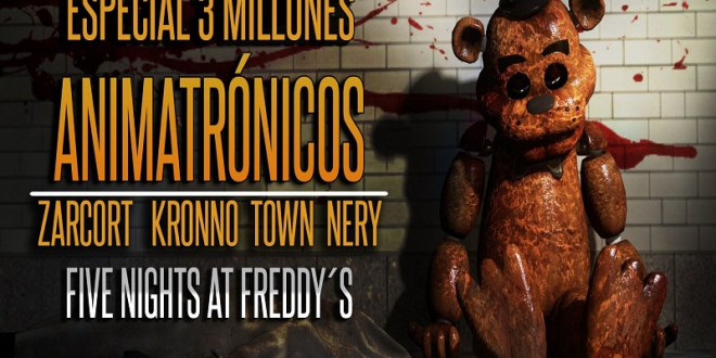 FIVE NIGHTS AT FREDDY'S RAP