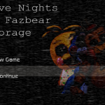 Five Nights at Fazbear Storage