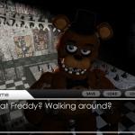 Five Nights at Freddy's: The Visual Novel