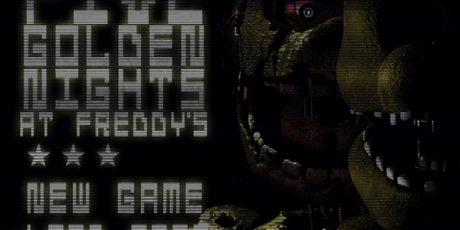 Five Golden Nights at Freddy's