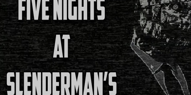 Five Nights at Slenderman (DEMO)