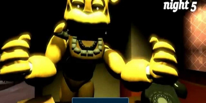 Five Nights At The Diner