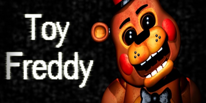 Five Nights at Toy Freddy's (New Version)