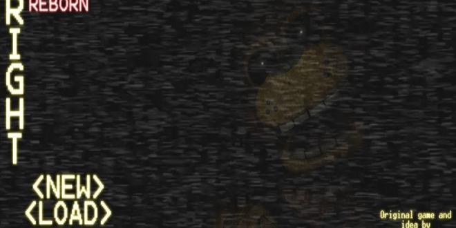 Fazbear Fright : Reborn