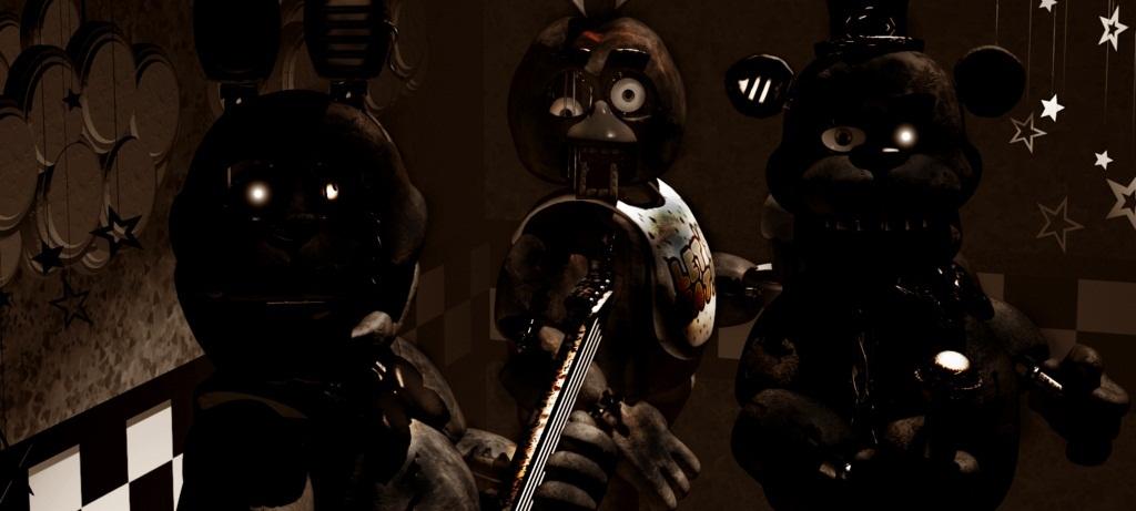 Five Nights At FAN MADE Freddy's 4 - Fan Made 2 (Reupload) - Five