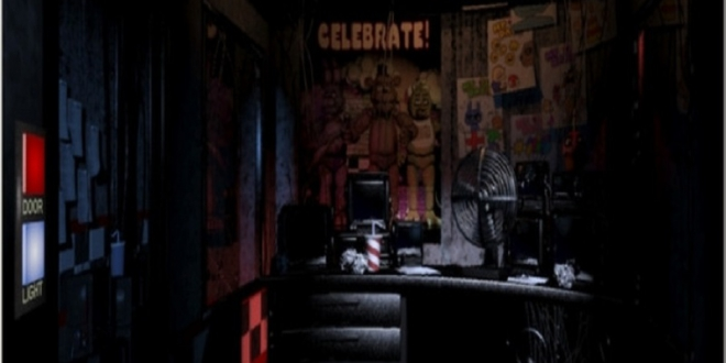 five nights at freddy's 1 Y 2 full
