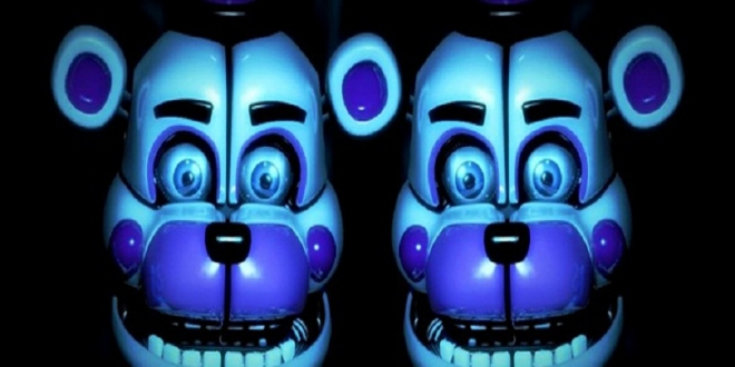 Clicker Five Nights At Freddy's