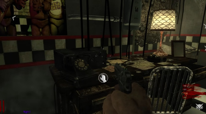 Five Fails at Freddy\'s (Call of Duty WaW Zombies Custom Maps, Mods ...