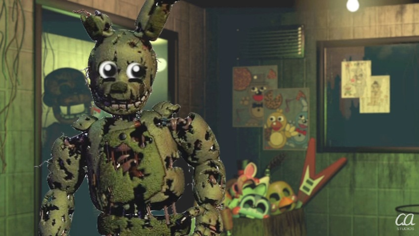 How to make five nights at freddy 39 s 3 not scary five nights at freddy s sister location - Fnaf 3 not scary ...