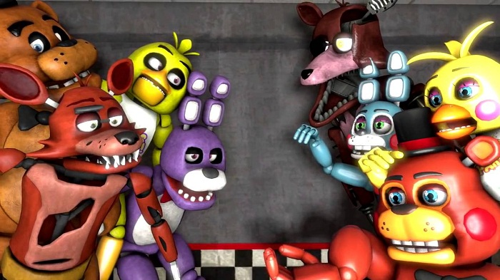 Five Freaky Nights at Freddy's