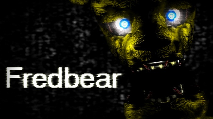 Five Nights at Freddy's : Fredbear V5