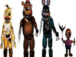 Five Nights at Toy Freddy's - COLLECTION