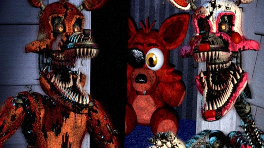 Five Nights At Freddy's 2 Mask Simulator