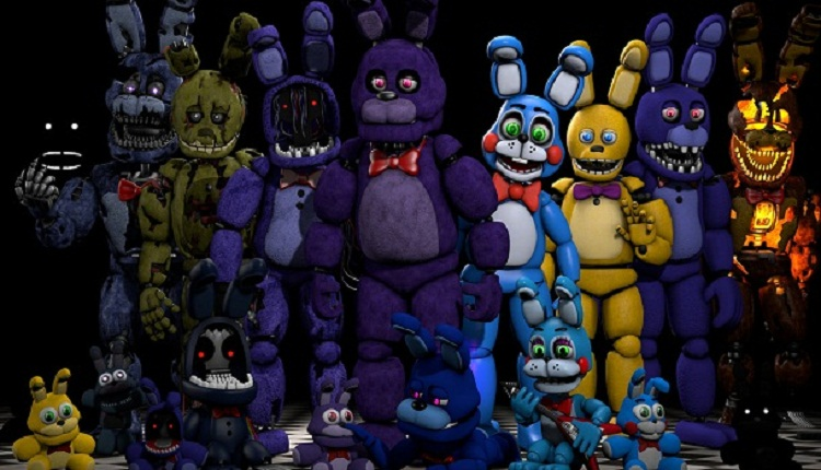 Five Nights at Freddy's 2 - Scratch Edition v1.0