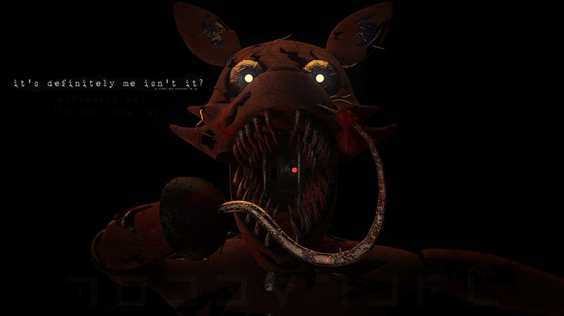 Five Nights At Freddy's: Jumpscares