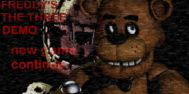 Five Nights at Freddy's The Three
