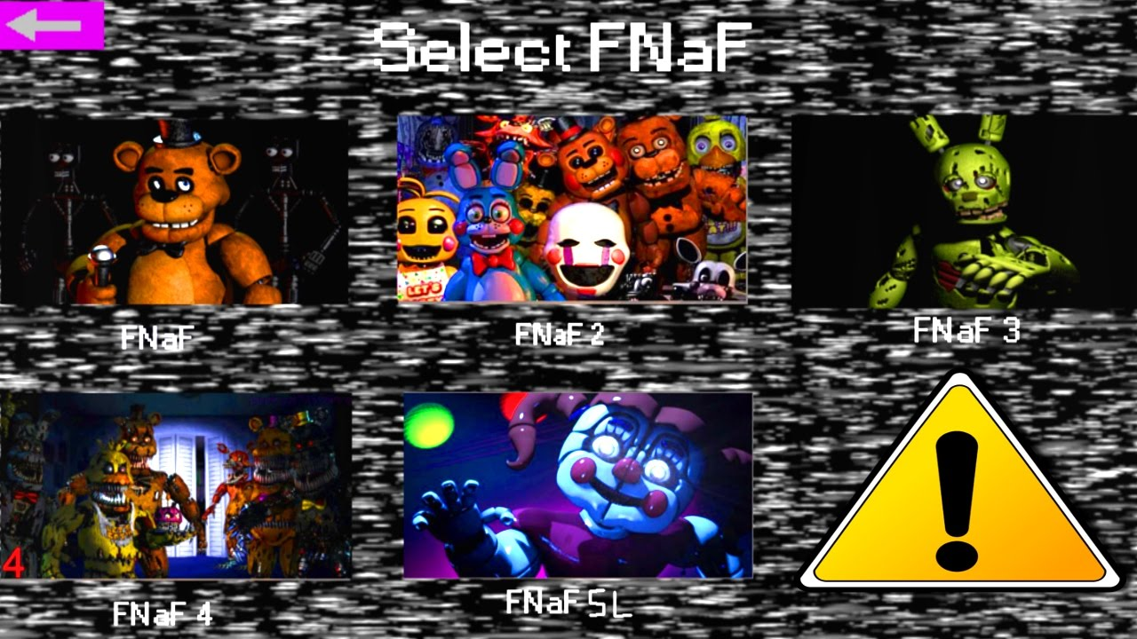five nights at freddys 1 demo apk