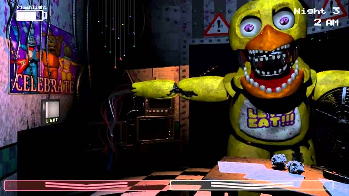Five Nights at Tails' 2 Demo