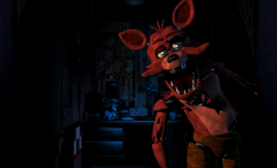 Five Nights With Freddy's (PT-BR)