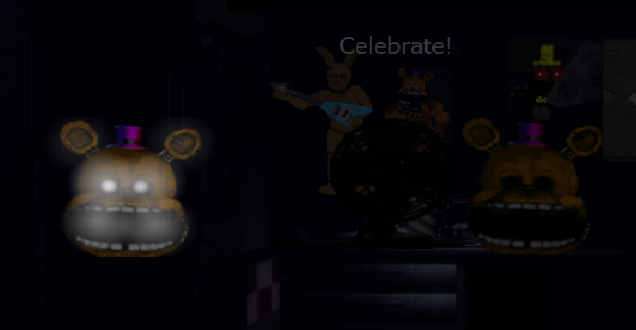FnaF 5 Five Nights at Freddy's 5 Five nights at Fredbear's Demo