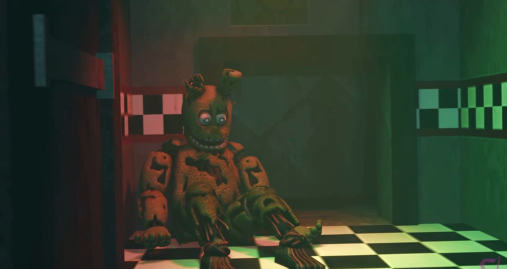 another fnaf 3 official - photo #7