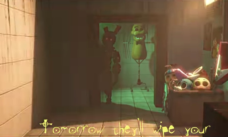 another fnaf 3 official - photo #5