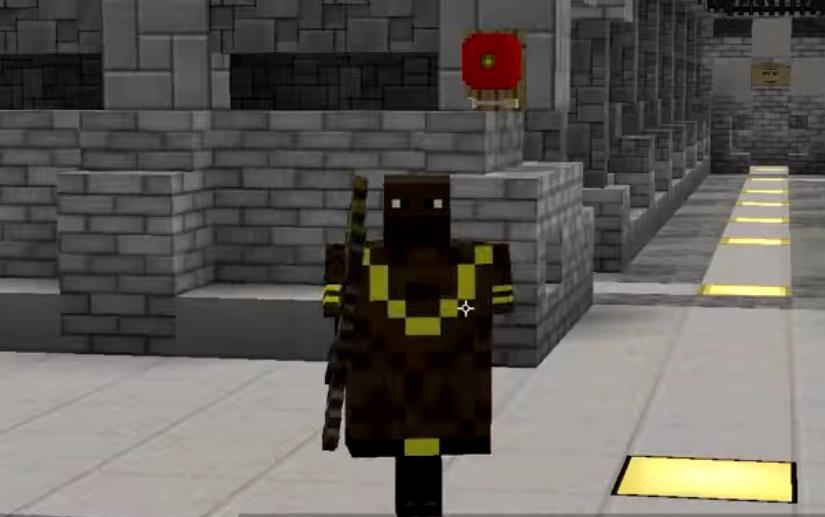 Brick Craft Minecraft