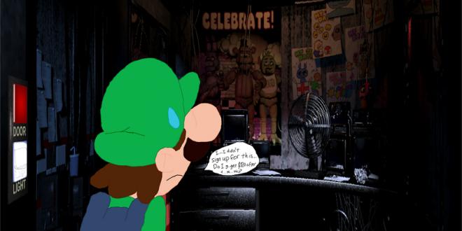 Five Nights At Luigi's
