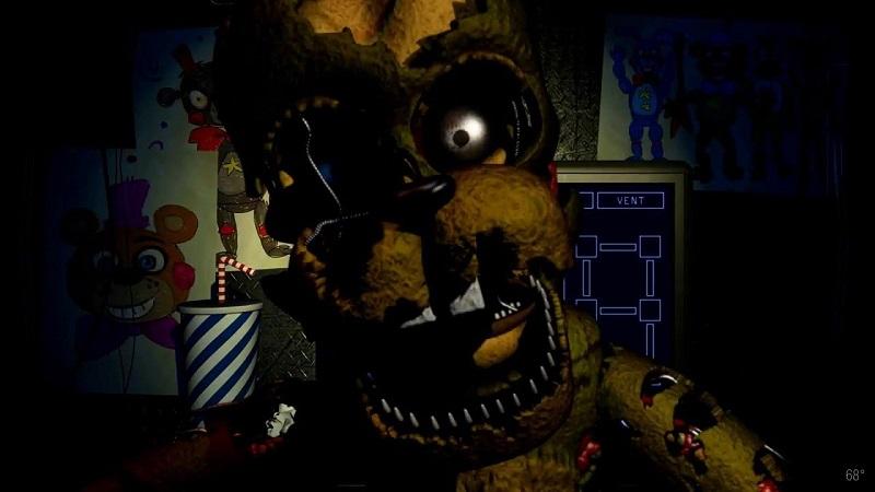 Play FNAF Freddy's Maze: 2