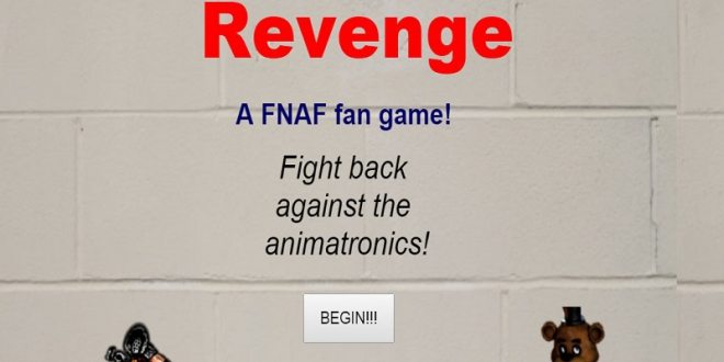 Mike's Revenge: A Five Nights at Freddy's Fan Game