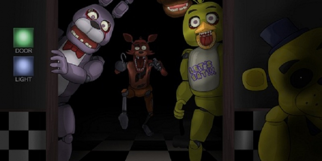 NOT Five Nights At Freddy's : Hell's Fury