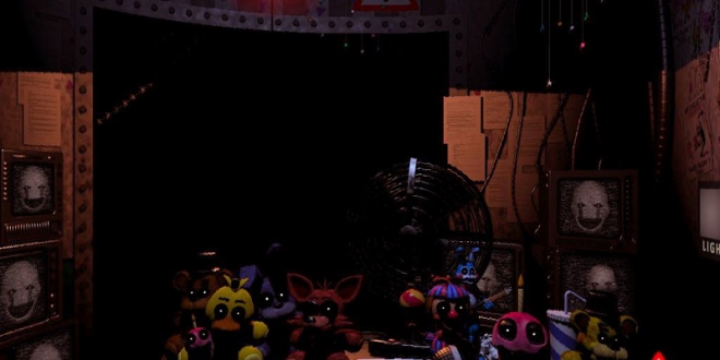 Seven Nights at Freddy's. (FAN GAME)