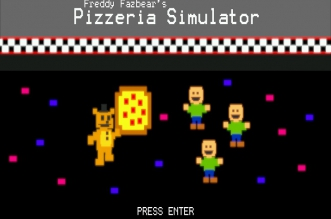 Freddy Fazbear's Pizzeria Simulator (FNAF 6) Free Download