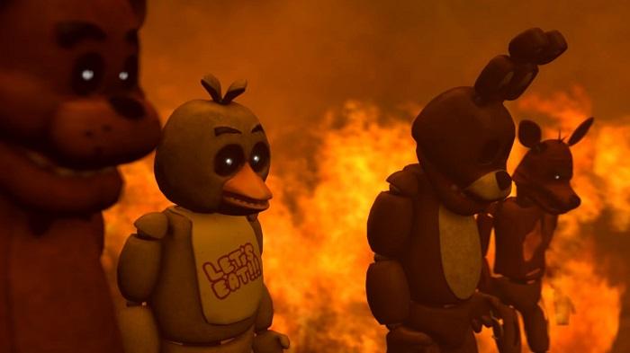 Download FNAF After a Fire