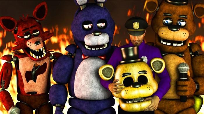 Freddys Animatronic Simulator