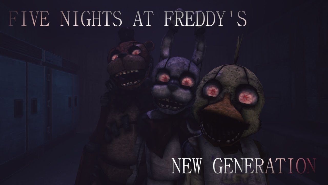 Five Nights at Freddy's 5 (Fan Made)