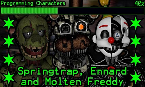 Ultimate Custom Night Features