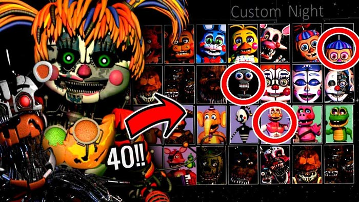 ULTIMATE CUSTOM NIGHT GAME