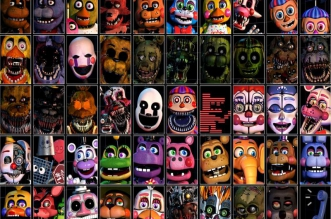 Ultimate Custom Night Online