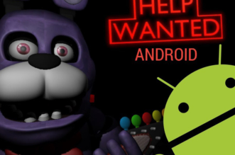 FNaF Help Wanted Android (Fanmade)(WIP)