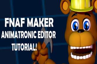 FNAF MAKER Demo 1