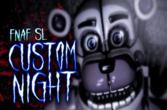 Fnaf: Sister Location Custom Night