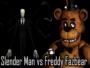 Slenderman vs. Freddy the Fazbear