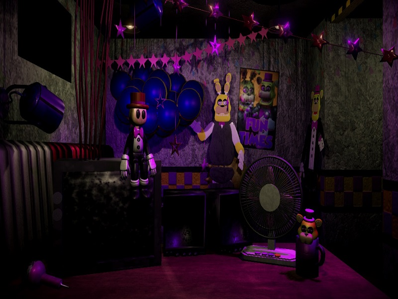 Five Nights at Fredbear's 3 Demo Download