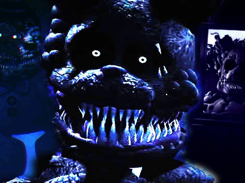 Fredbear and Friends A Twisted Awakening Free Game
