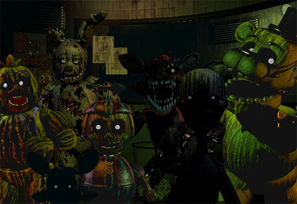 Five Nights At Freddy's: Three Years Before