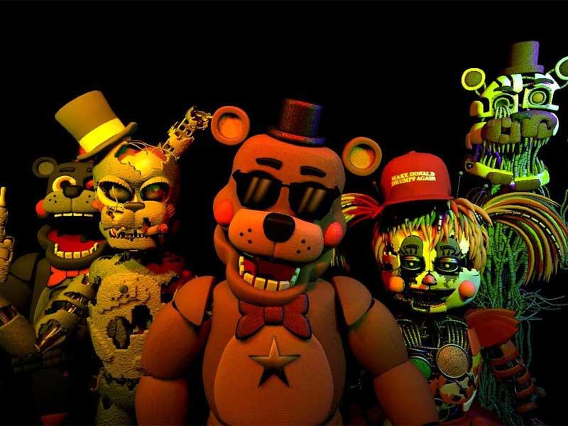 Download Freddy Fuckboy's Debauchery Simulator